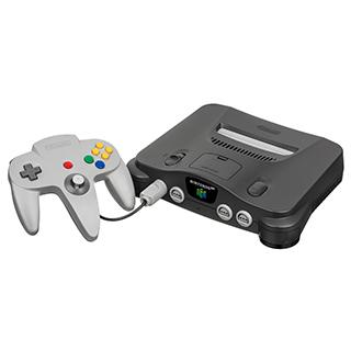 Nintendo 64: Konsoller og tilbehør