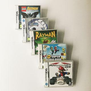 DS: Spil i original emballage