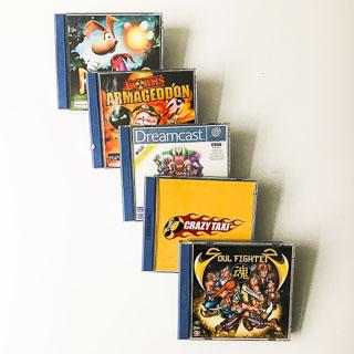 Dreamcast: Spil