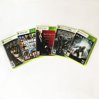 Xbox 360: Spil