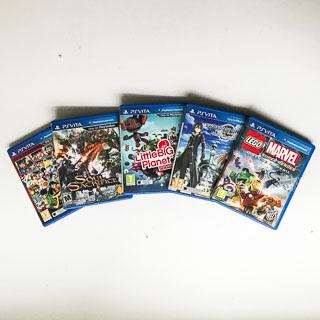 PS Vita: Spil