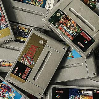 Super Nintendo: Løse spil