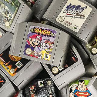 Nintendo 64: Løse spil