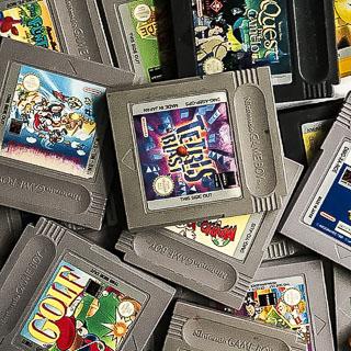 Gameboy Classic: Løse spil