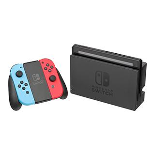 Switch: Konsoller og tilbehør