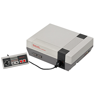 NES: Konsoller og tilbehør